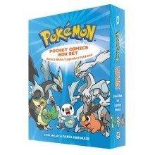 Pokemon Pocket Comics Box Set: Vols. 1 & 2
