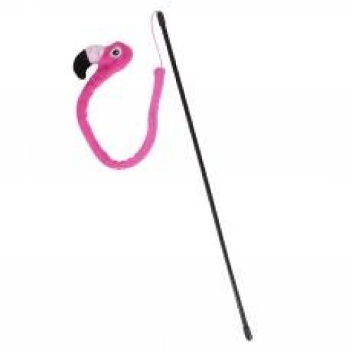 Ministry Of Pets Frankie The Flamingo Cat Teaser (Pack of 12)