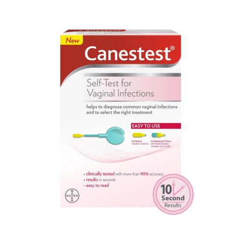 Canestest Self-Test for Vaginal Infections 1 Kit