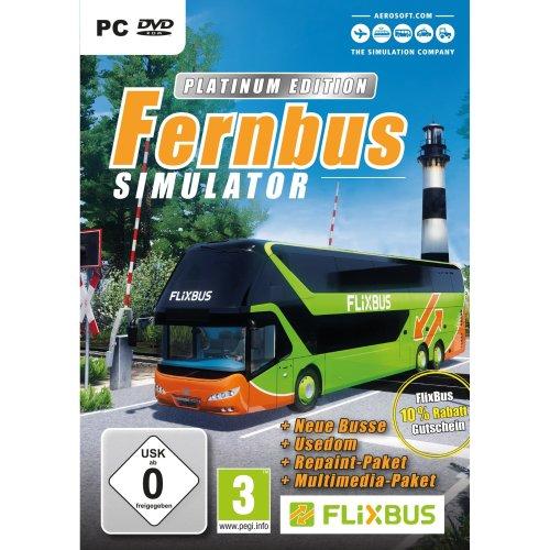Der Fernbus Simulator Platinum