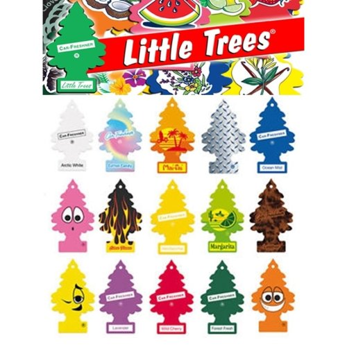 Original Magic Tree/Little Tree High Quality Car/Home/Van Air Freshener Scents