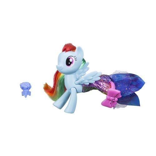 My Little Pony C1828es0 The Movie Rainbow Dash Landa And Sea Fashion