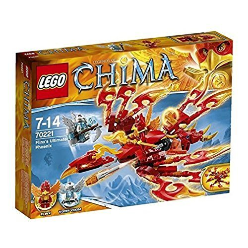 LEGO Chima 70221: Flinx's Ultimate Phoenix