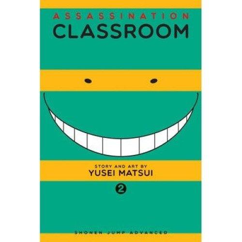 Assassination Classroom, Vol. 2