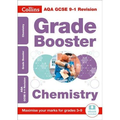 AQA GCSE 9-1 Chemistry Grade Booster for grades 3-9
