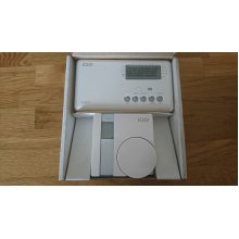 iQE CP318 1 Channel 7 Day Z-Wave Timer Control & RF Room Thermostat Horstmann