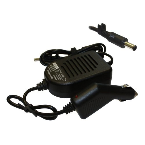 Samsung N150-HAV1US Compatible Laptop Power DC Adapter Car Charger