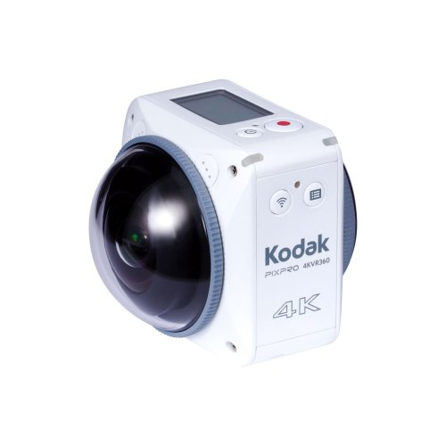 Kodak PIXPRO VR 360 Degree 4K Digital Camera - White