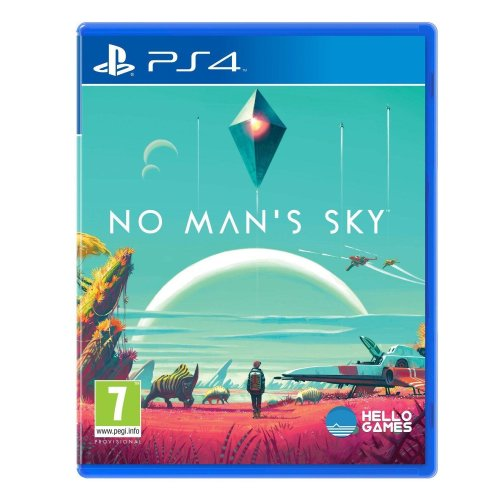 No Man's Sky Game PS4