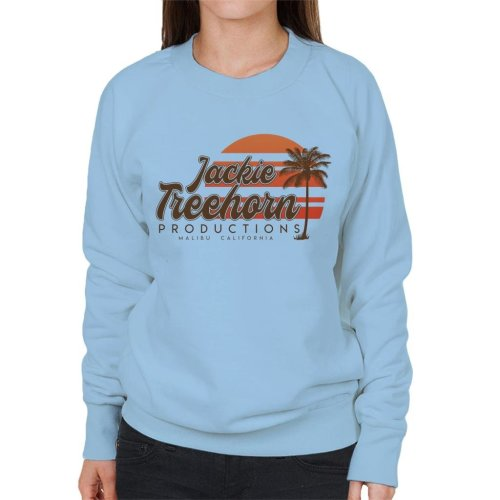 Jackie Treehorn Productions Boogie Nights Women's Sweatshirt