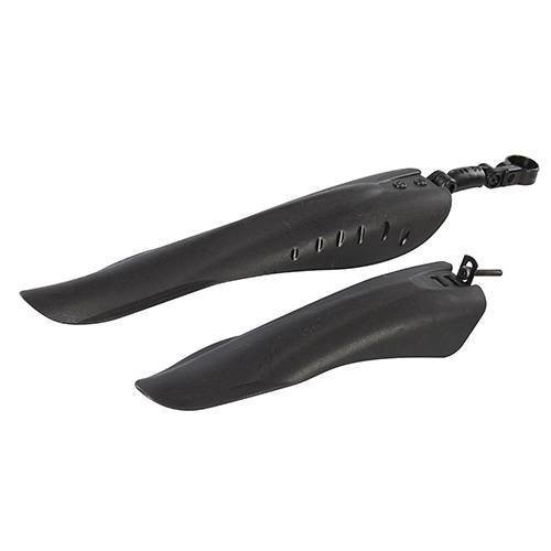 Silverline Front & Rear Mudguard Set 2pce 2pce - Bycycle Mountain Bike 922352 -  silverline front rear mudguard set 2pce bycycle mountain bike 922352