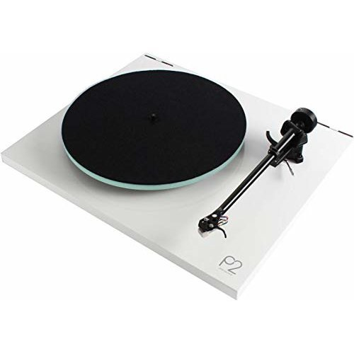Rega Planar 2 Turntable With Rega Carbon Cartridge Fitted - Gloss White