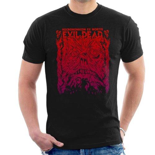 Necronomicon Ex Mortis Evil Dead Men's T-Shirt