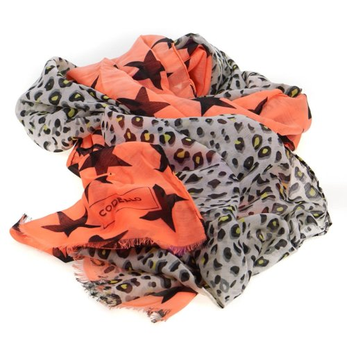 Animal Print Scarf by Codello