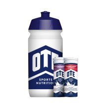 Ote Hydro Bottle Pack - Cyclingexercise 500ml Blackcurrantcherry Cola Caffeine -  ote hydro bottle pack cyclingexercise 500ml blackcurrantcherry cola