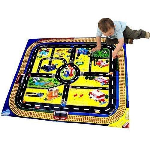 Giant City Playmat