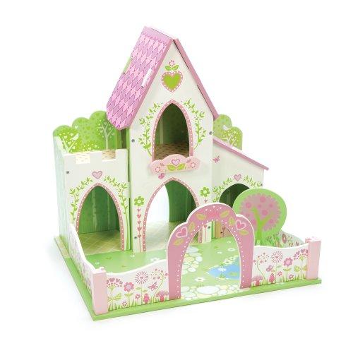 Le Toy Van Wooden Fairy Castle Doll House