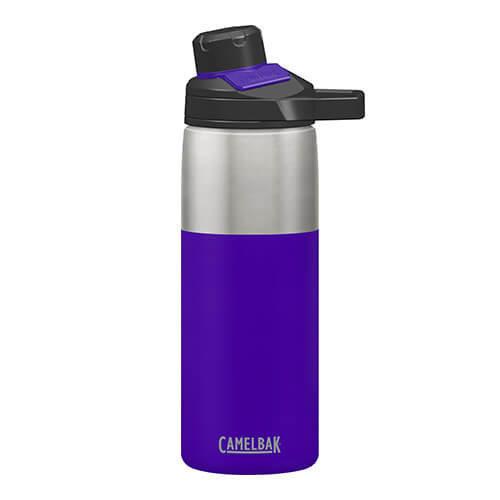 Camelbak 1515501060 Chute Mag Vacuum Insulated Bottle 20 Oz, Iris, 20oz