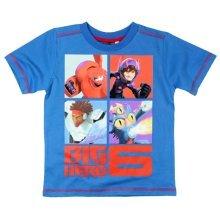 Big Hero 6 T Shirt - Blue