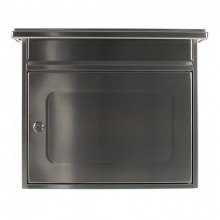 Extra Large Worthersee Stainless Steel Letterbox Rottner
