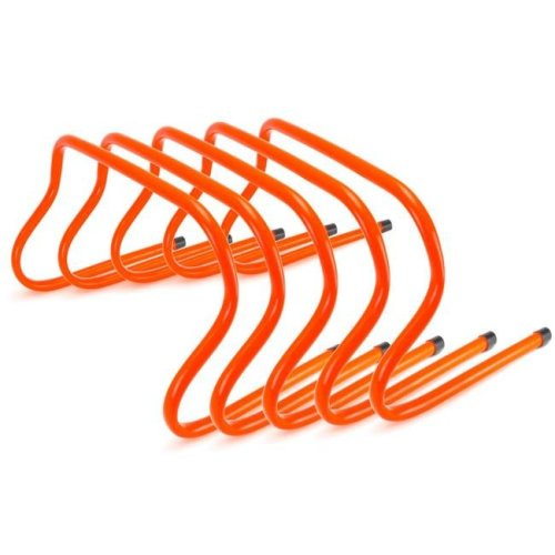 9 in. Agility Training Hurdles, Pack of 5