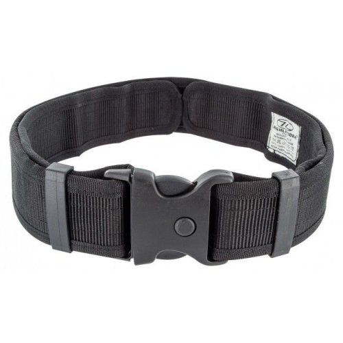 Highlander Pro Force Security Belt - Black