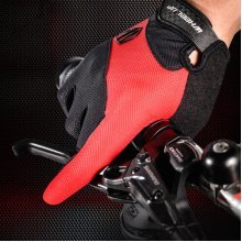 Wheelup Men Women Riding Non-Slip Gloves