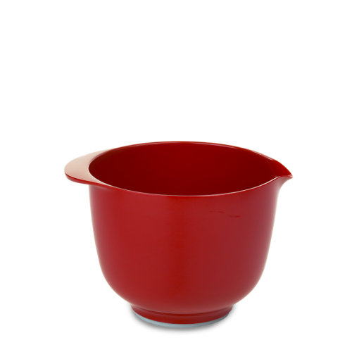 Rosti Mepal Mixing Bowl 1.5L, Luna Red