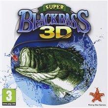 Super Black Bass 3D (Nintendo 3DS)