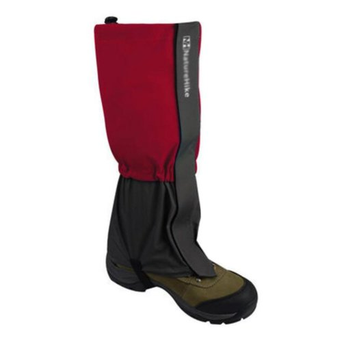 Hiking/Climbing/Camping/Skiing Shoes Gaiter For Adult- L Red