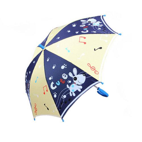 Childrens?0-4years)  Rainy Day Umbrella/Bright colors Kids Umbrella,
