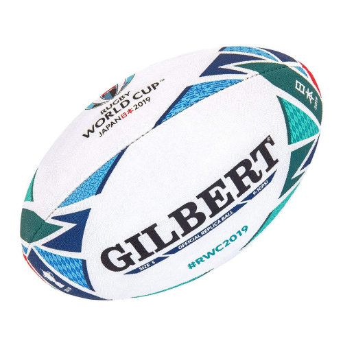 Gilbert Rugby World Cup 2019 Japan Rugby Union Replica Rugby Ball