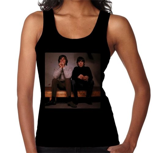 TV Times Mick And Keith Rolling Stones Women's Vest