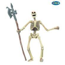 Papo Glow In The Dark Skeleton - Figure New Fantasy Brand Toy 38908 Action -  skeleton papo figure dark new fantasy glow brand toy 38908 action