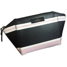 Kate Spade Small Eady Grove Laurel Way Cosmetic Case Bag Black