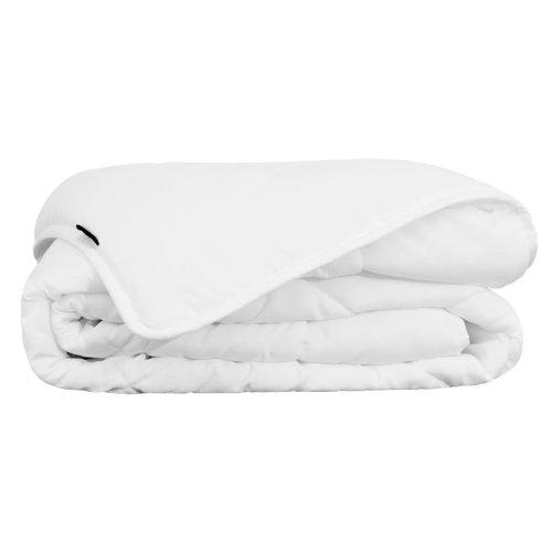 vidaXL Summer Duvet/Quilt 140x200 cm White