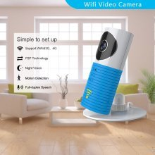 Clever dog security wifi cameras/Smart Baby Monitor/Surveillance security camera