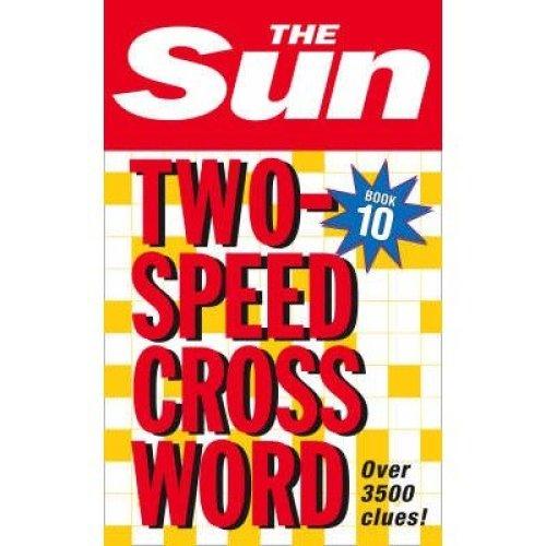 The Sun Two-speed Crossword Book 10