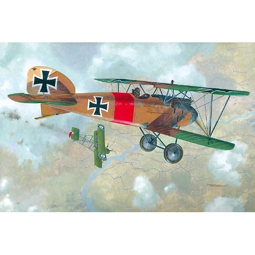 Roden 606Model Kit Albatros D.III