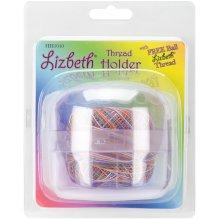 Lizbeth Thread Holder-Purple