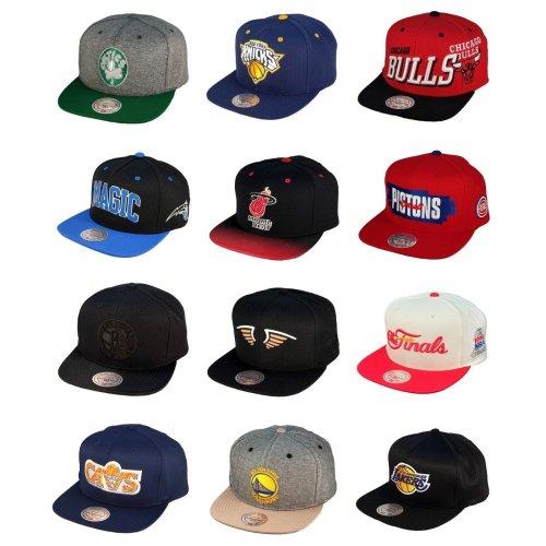 7d4fe1094a639 New Mitchell   Ness NBA Basketball Caps Snapback Cap Hat on OnBuy