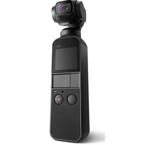 DJI Osmo Pocket 3-Axis Gimbal Stabiliser with Integrated Camera