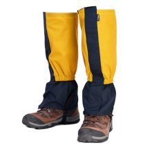 Hiking/Climbing/Camping/Skiing Shoes Gaiter For Adult- Yellow