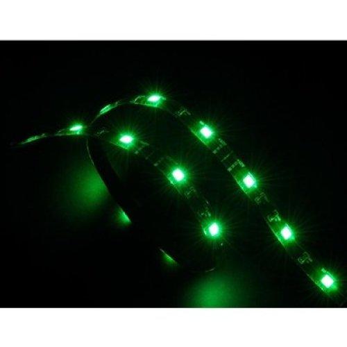 """Akasa """"Vegas"""" AK-LD02-05GN Led Strip Light 60Cm Green AK-LD02-05GN"""