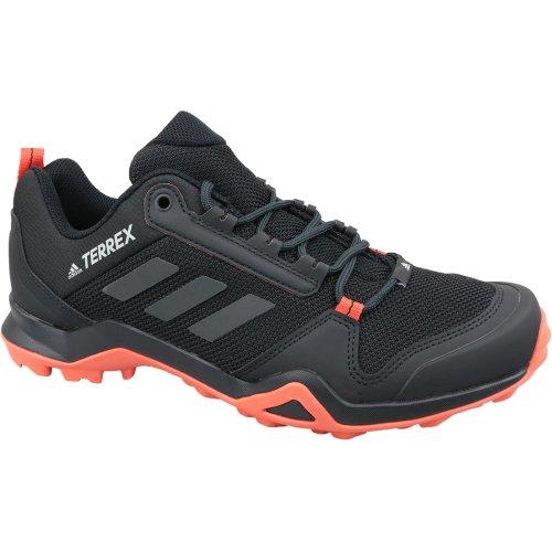 adidas Terrex AX3 G26564 Mens Black trekking shoes