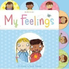 My Feelings (Tabbed Board Books)