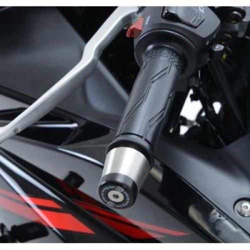R&G Bar End Sliders for Yamaha YZF-R25 / YZF-R3 / MT-25 / MT-03
