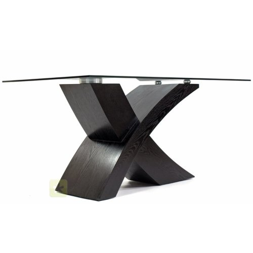 Valencia Designer 12mm Tempered Glass Dining Table