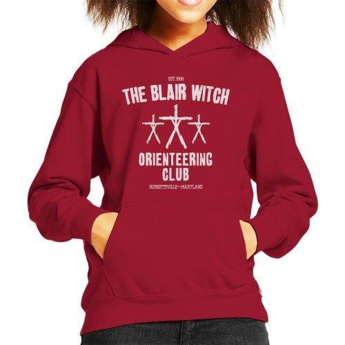 Blair Witch Orienteering Club Kid's Hooded Sweatshirt