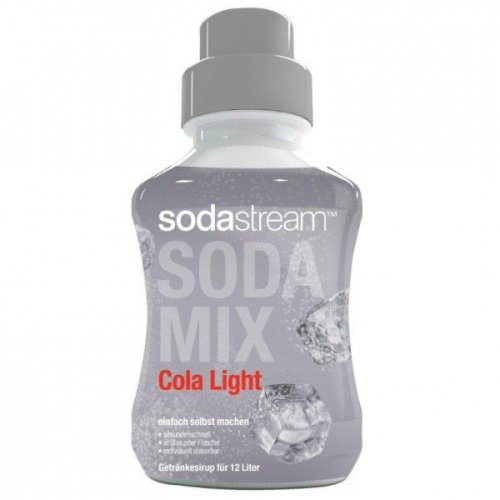 Sodastream Concentrate Syrup 500ml. Cola Light